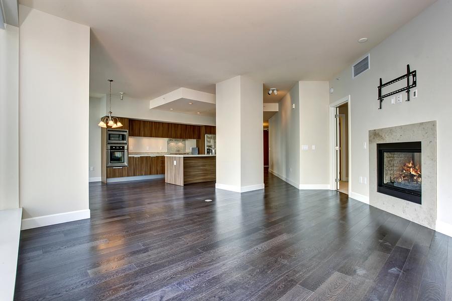 rustic empty living room carpet | Floor Works: Tyler, TX: Flooring Installation, Granite ...
